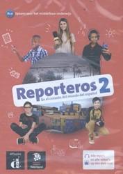 Reporteros DVD/CD -en el corazon del mundo del e spanol