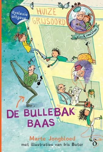 De bullebakbaas -dyslexie uitgave Jongbloed, Marthe