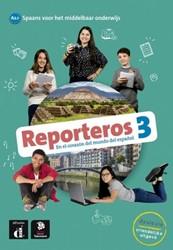 Reporteros 3 -Spaans voor het middelbaar ond erwijs