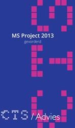 MS Project 2010-2013 Gevorderd Scheublin, Charles