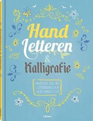 Handletteren & kalligrafie -Praktische gids met lettervoor beelden en oefenprojecten Ferraro, C.