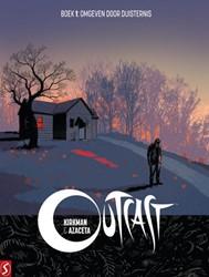 Outcast 1 - Omgeven door duisternis Kirkman, Robert