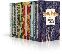 Harry Potter pocketpakket 7 delen Rowling, J.K.