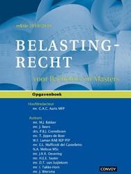 Belastingrecht voor Bachelors en Masters Aarts, G.A.C.