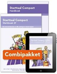 Combipakket Starttaal Compact 2F HWL12 -boeken + licentie 12 maanden Wynia, Rieke