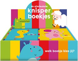 Display Knisperboekjes Hoi! 2Tx5E
