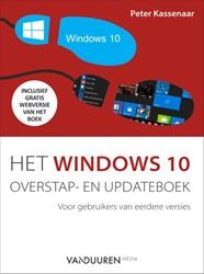 Het Windows 10 overstap- en updateboek Kassenaar, Peter
