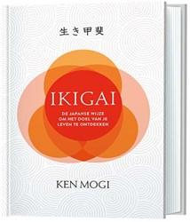 Ikigai -De Japanse wijze om het doel v an je leven te ontdekken Mogi, Ken