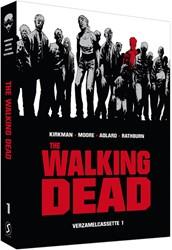 The Walking Dead -inclusief deel 1 t/m 4 Kirkman, Robert