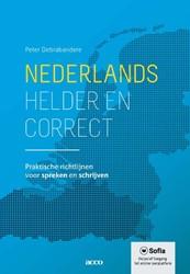 Nederlands, helder en correct Debrabandere, Peter