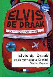 Elvis de Draak en de voorlaatste Dronzel -dyslexie uitgave Boonen, Stefan