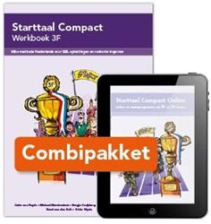 Starttaal Compact 3F -Werkboek + licentie 24 maanden Wynia, Rieke