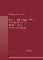 Hoofdlijnen van Nederlands Burgerlijk Pr Hugenholtz, W.