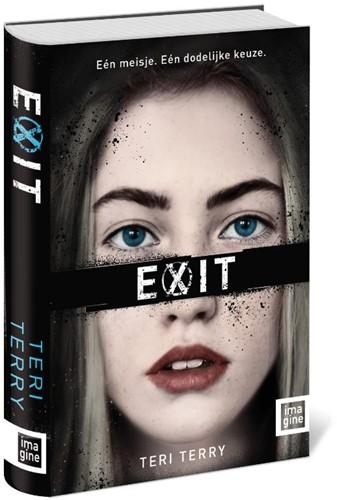 Exit -Fated - Prequel van de Slated trilogie Terry, Teri
