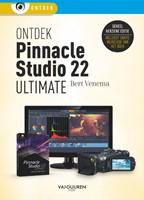 Ontdek Pinnacle Studio 22 Ultimate -Geheel herziene editie Venema, Bert