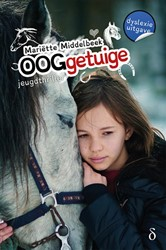 Ooggetuige - dyslexie uitgave -dyslexie uitgave Middelbeek, Mariette