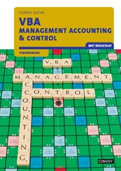 VBA Management Accounting & Control Krom, Henny
