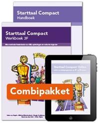 Combipakket Starttaal Compact 3F HWL12 -boeken + licentie 12 maanden Wynia, Rieke
