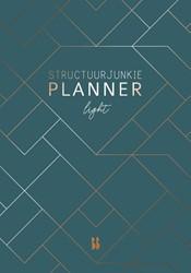 Structuurjunkie planner light - okergeel Schultz, Cynthia