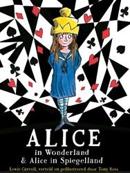 Alice in Wonderland Ross, Tony