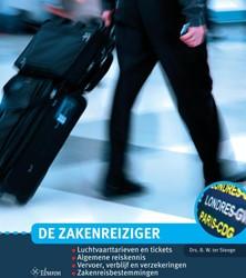 De Zakenreiziger -luchtvaarttarieven en tickets, algemene reiskennis, vervoer, Steege, Berthel ter