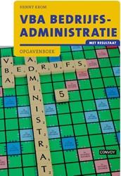 VBA Bedrijfsadministratie met resultaat Krom, Henny
