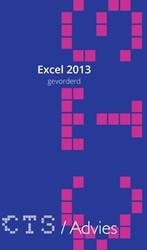 Excel 2013 Gevorderd Scheublin, Charles