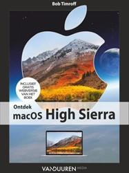 Ontdek macOS High Sierra Timroff, Bob