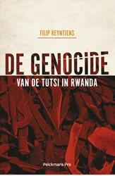 De genocide van de Tutsi in Rwanda Reyntjens, Filip