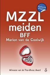 MZZLmeiden BFF - Dyslexie uitgave -dyslexie uitgave Coolwijk, Marion van de