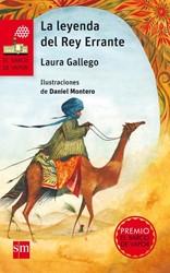 La leyenda del rey errante Gallego, Laura