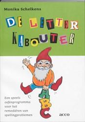 De letterkabouter -een speels oefenprogramma voor het remedieren van spellingsp Schelkens, M.