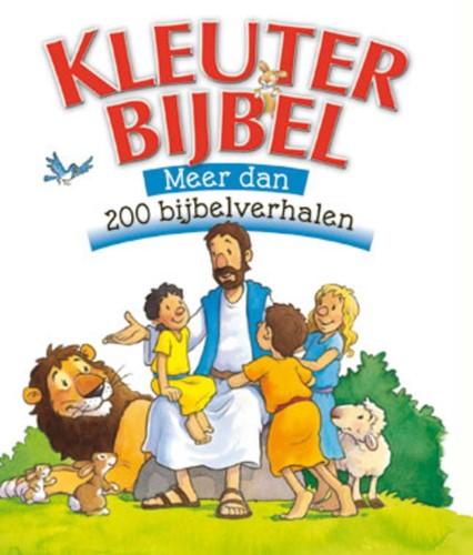Kleuterbijbel -meer dan 200 bijbelverhalen Ellis, G.