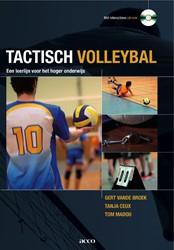 Tactisch volleybal -een leerlijn voor het hoger on derwijs Broek, Gert Vande