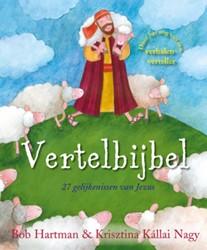Vertelbijbel -27 gelijkenissen van Jezus Hartman, Bob