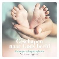 Geschapen naar Gods beeld -ZWANGERSCHAPSDAGBOEK Krijgsman, Annemieke