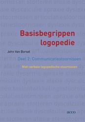 Basisbegrippen logopedie Borsel, John van