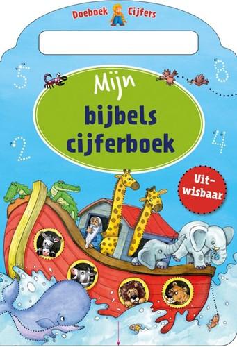 Mijn bijbels cijferboek -Doeboek cijfers