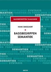Basisbegrippen semantiek SMessaert, Hans