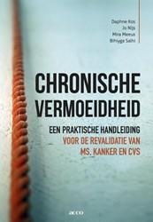 Chronische vermoeidheid -een praktische handleiding voo r de revalidatie van MS, kanke Nijs, Jo