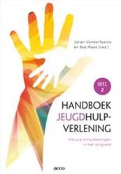 Handboek jeugdhulpverlening Vanderfaeillie, Johan