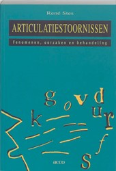 Articulatiestoornissen -fenomenen, oorzaken en behande ling Stes, R.