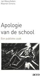 Apologie van de school -een publieke zaak Masschelein, Jan