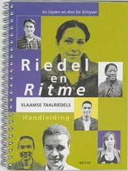 Riedel en ritme -Vlaamse taalriedels Leysen, J.