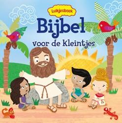 Bijbel voor de kleintjes -luikjesboek Williamson, Karen