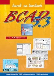 BCAD 5.3 -nederlandstalig CAD programma met 7000 symbolen Boeklagen, R.