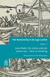 Het Narrenschip in de Lage Landen Janssen, Theo