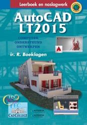 AutoCAD LT2015 -computer ondersteund ontwerpen Boeklagen, Ronald