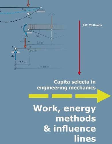 Work, energy methods & influence lin -capita selecta in engineering mechanics Welleman, J.W.
