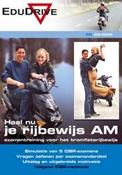 CD-rom Haal nu je rijbewijs AM, examentr -examentraining voor het bromfi etsrijbewijs